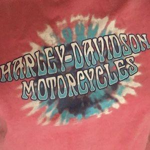 Vintage Harley tee